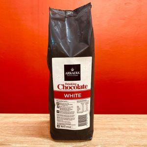 Arkadia White Choc Drinking Chocolate 1KG