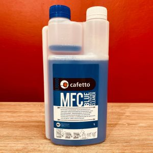 Milk Frother Cleaner - Cafetto MFC Blue