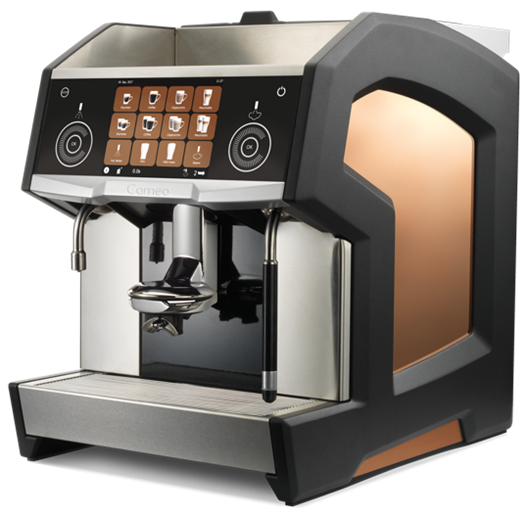 Eversys Cameo C'2 coffee machine for large office