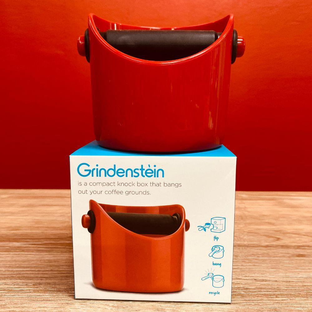 Coffee Knock Box by Grindenstein