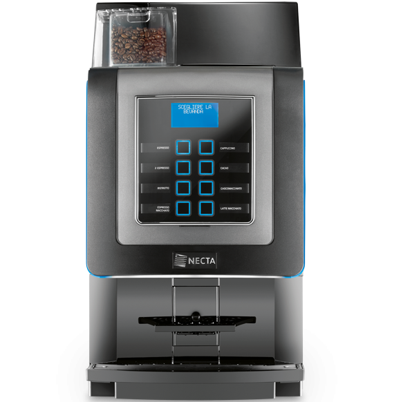 Koro coffee machine for small offices