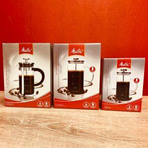 Melitta® French Press coffee maker