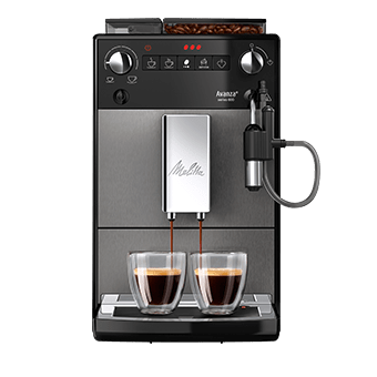 Melitta® Avanza® Series 600 home coffee machine
