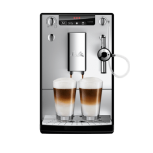 Melitta Coffee & Perfect Milk home coffee machine