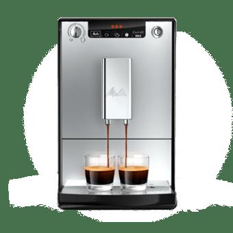 Melitta Caffeo Solo home coffee machine