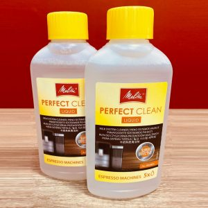 Melitta Perfect Clean coffee machine cleaning liquid