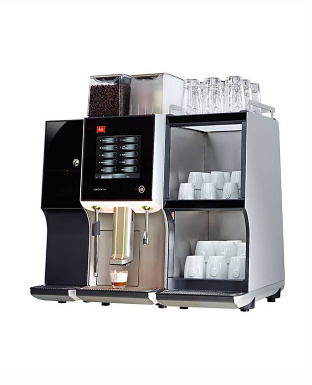 Melitta XT6 coffee machine for large offices