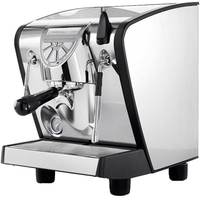 Nuova Simonelli Musica Home or Office Coffee Machine in Black