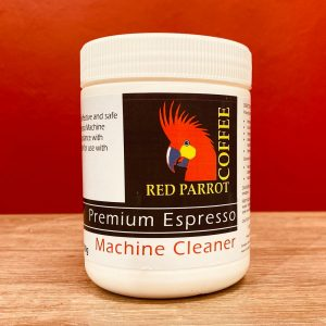 Red Parrot Coffee Machine Cleaning Powder