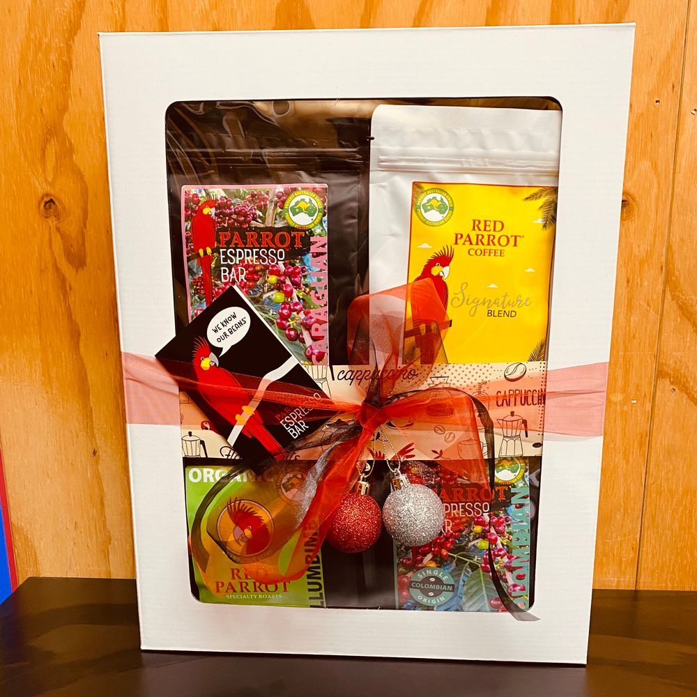 Roaster's Choice Coffee gift Pack by Red Parrot