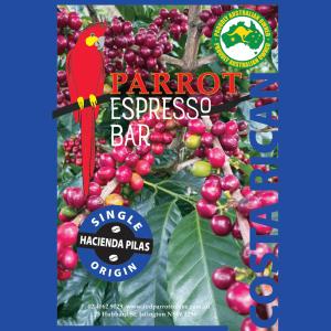 Costa Rica Hacienda Single Origin coffee