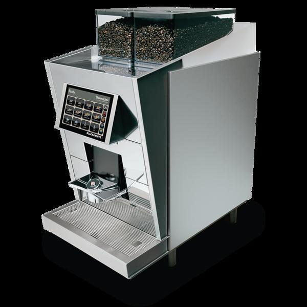 Thermoplan BW3 with Fridge coffee machine