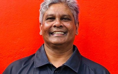 Introducing The Red Parrot Team – Part Two – Vinesh Raj