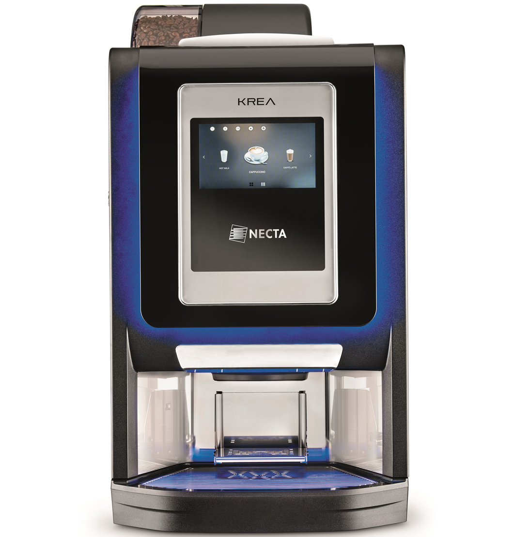 Krea Touch coffee machine